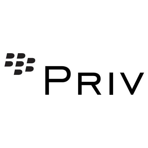 Blackberry Priv Logo PNG - 31026