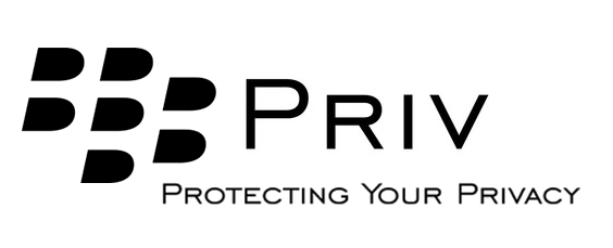 Blackberry Priv Logo PNG - 31027