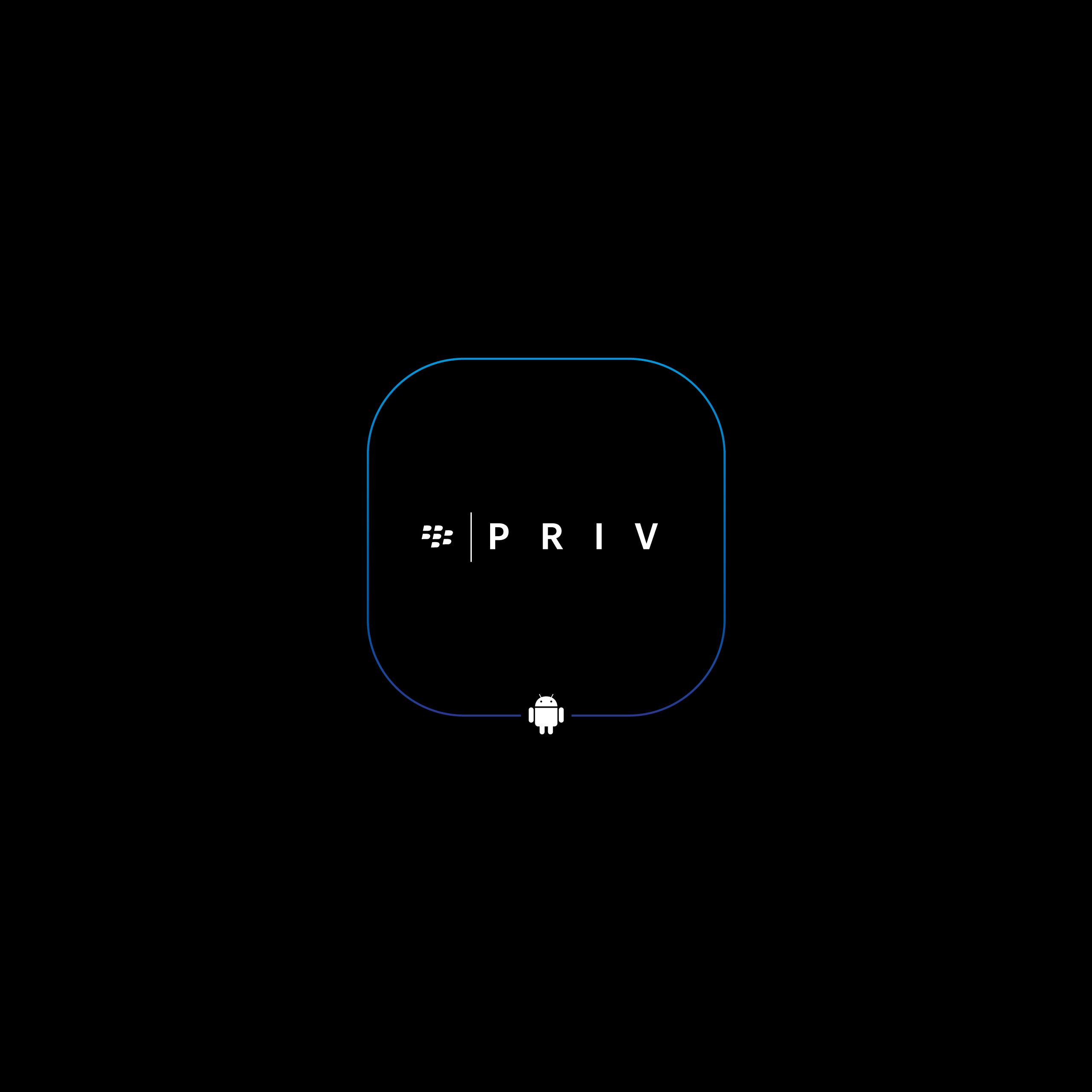 Blackberry Priv Logo PNG - 31036