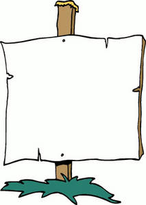 Blank Camp Sign PNG-PlusPNG.c
