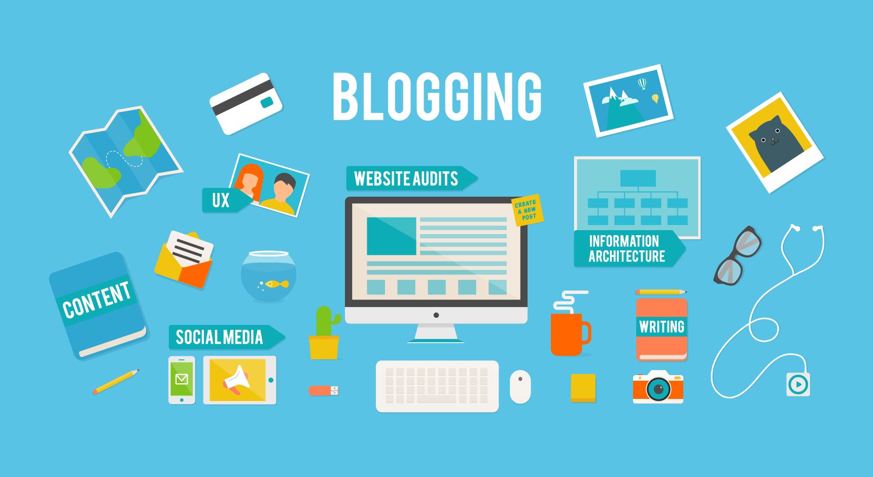 Blogging PNG - 14462