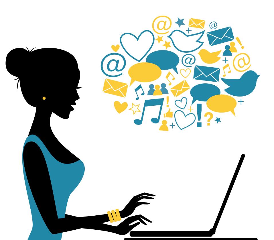 Blogging PNG - 14459