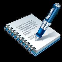 Blogging PNG - 14457