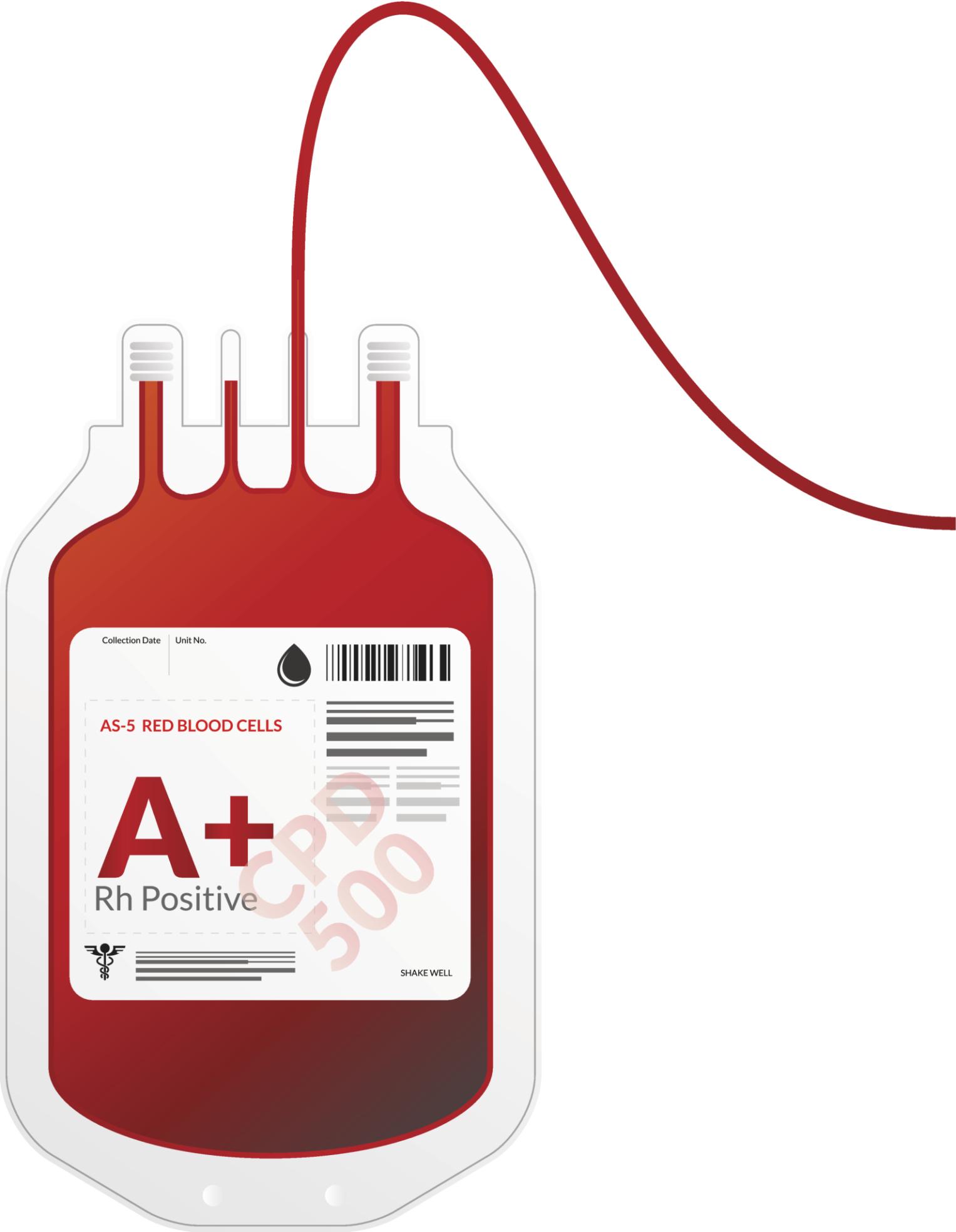 Blood Donation Bag PNG - 144781