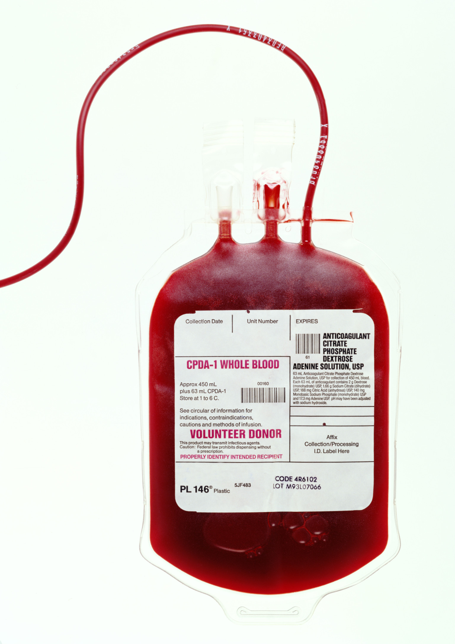 Blood Donation Bag PNG - 144775