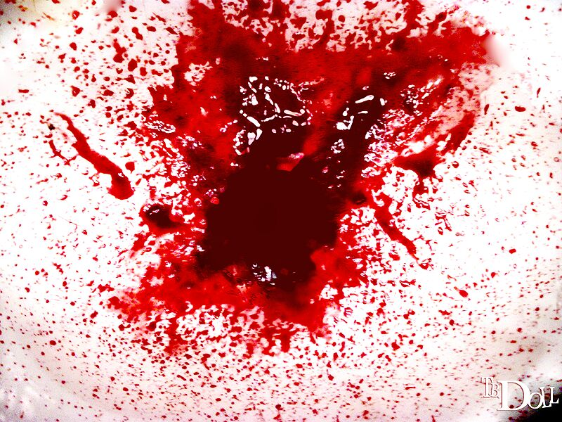 Blood HD PNG - 94806