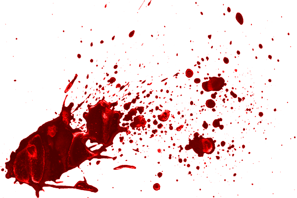 Blood HD PNG