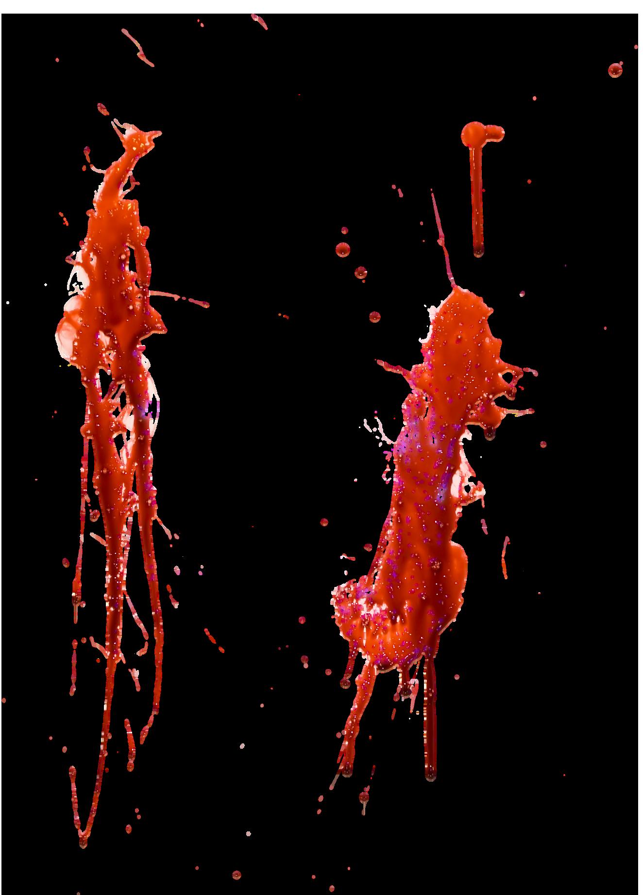 Blood HD PNG - 94809