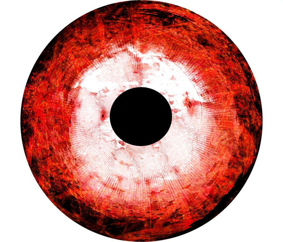 Bloodshot Eye by Stock7000 PlusPng.com  - Bloodshot Eyes PNG