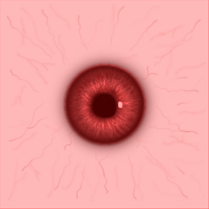 Bloodshot Eye Texture by RolandCanMakeArtToo PlusPng.com  - Bloodshot Eyes PNG