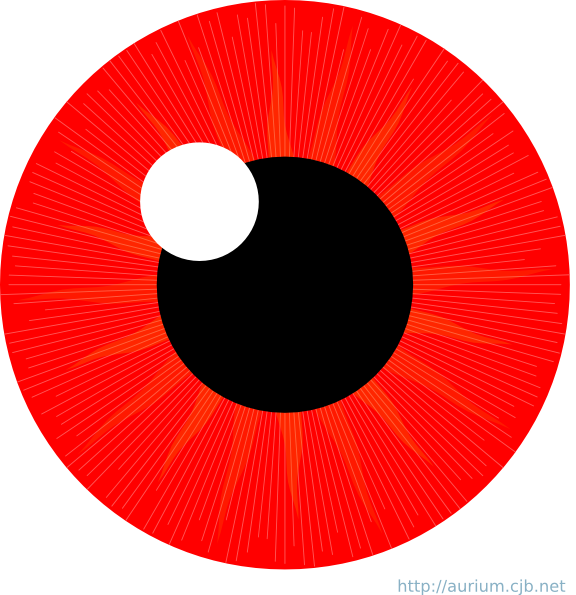 Download this image as: - Bloodshot Eyes PNG