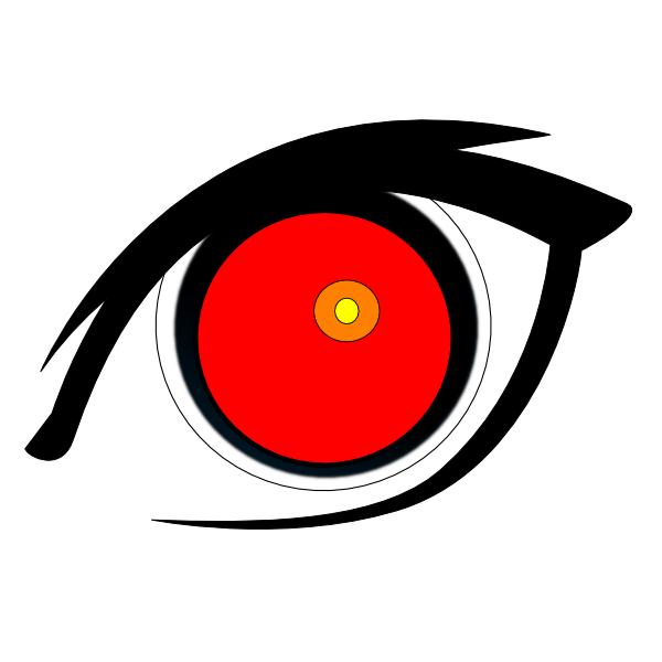 Red Iris PNG