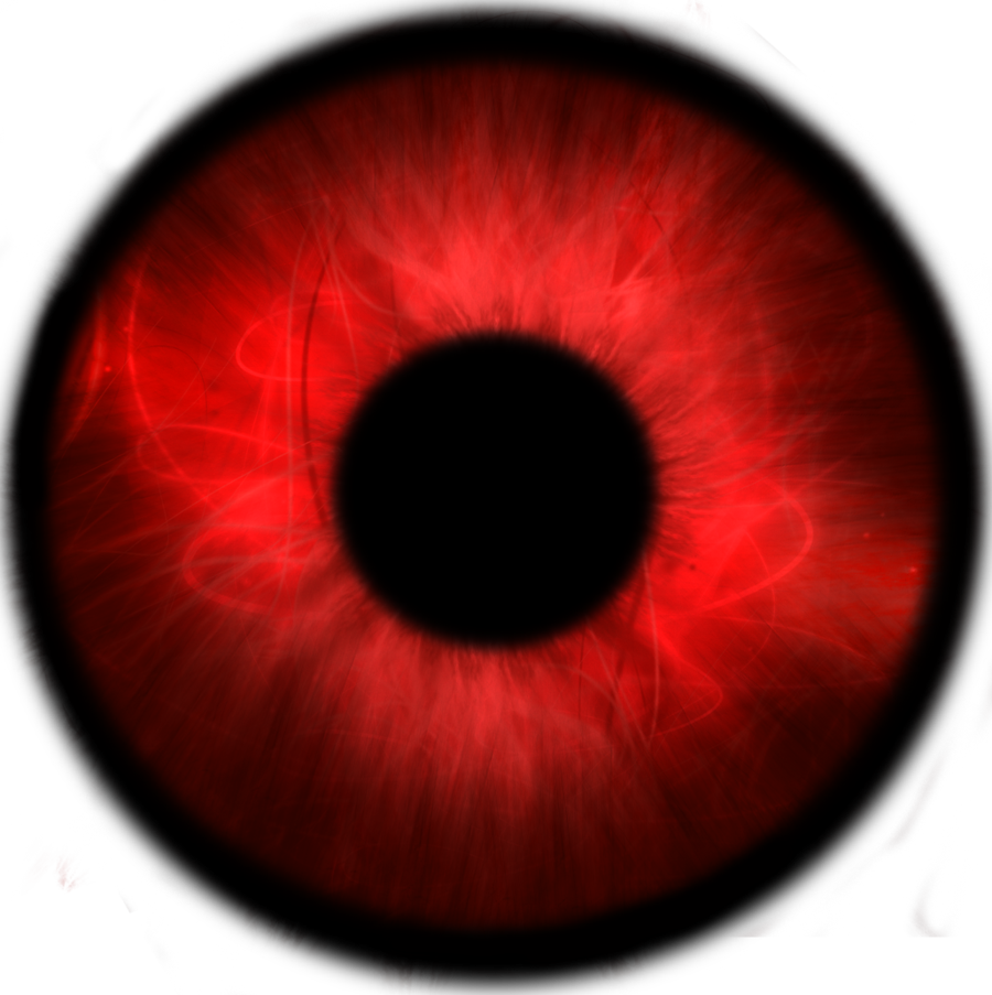 eye red vein core lode blood