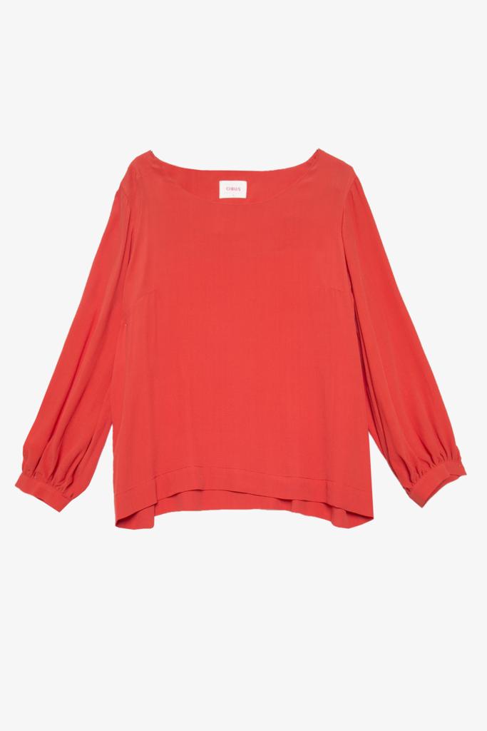 girls long sleeve blouse pdf