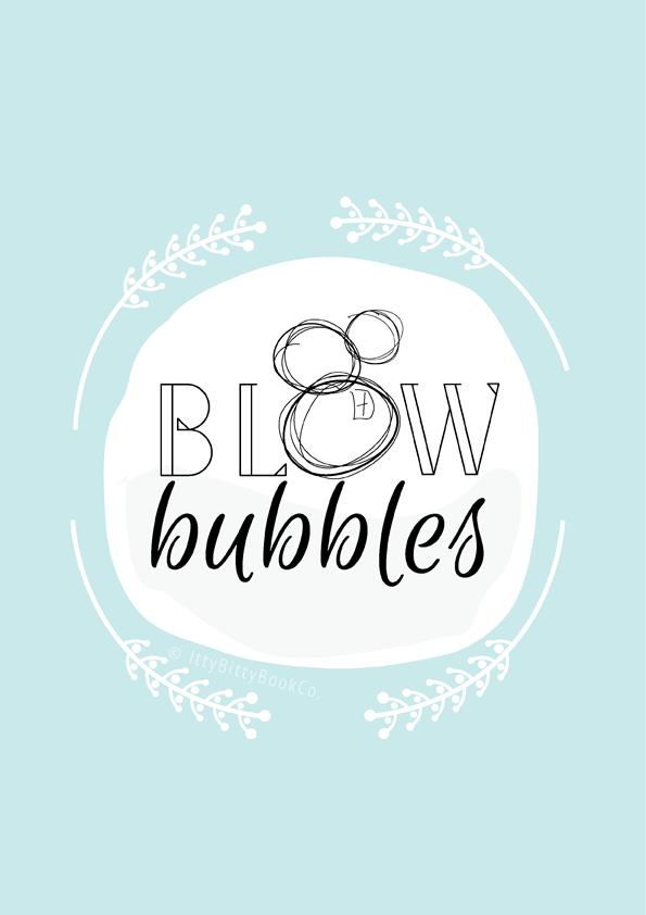 Blow Bubbles PNG - 158072