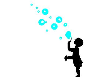 Blow Bubbles PNG - 158057