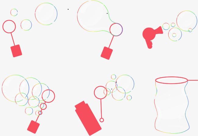 Blow Bubbles PNG - 158065