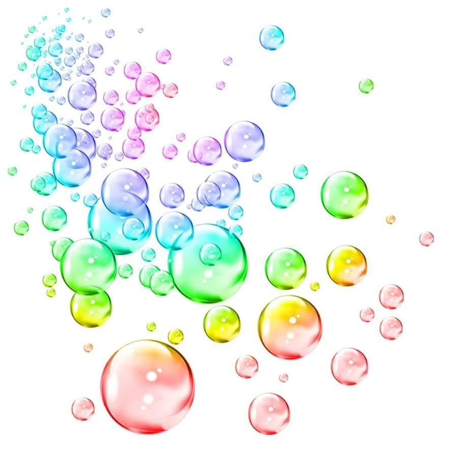 Blow Bubbles PNG - 158054