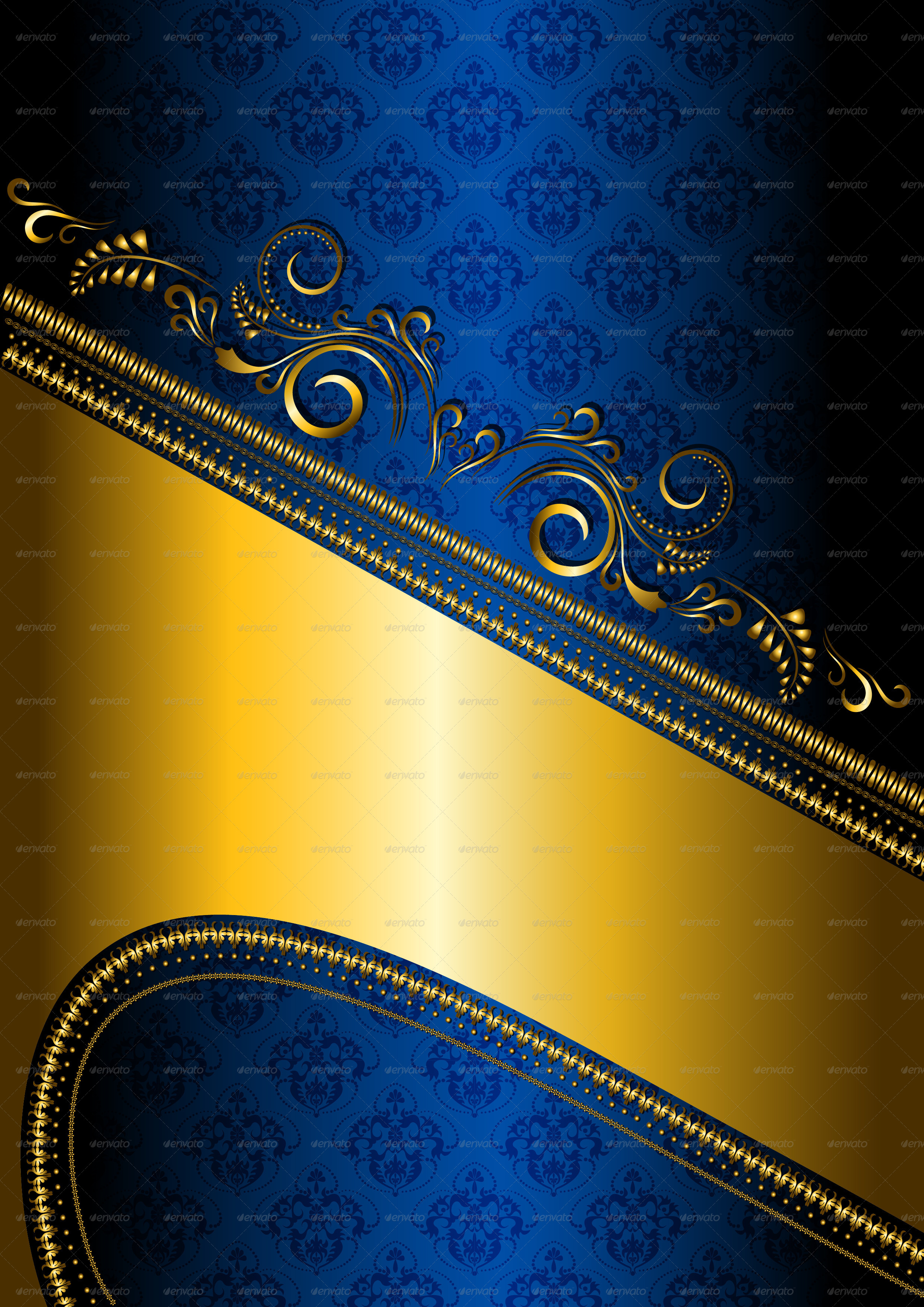 blue and gold png transparent blue and gold png images pluspng
