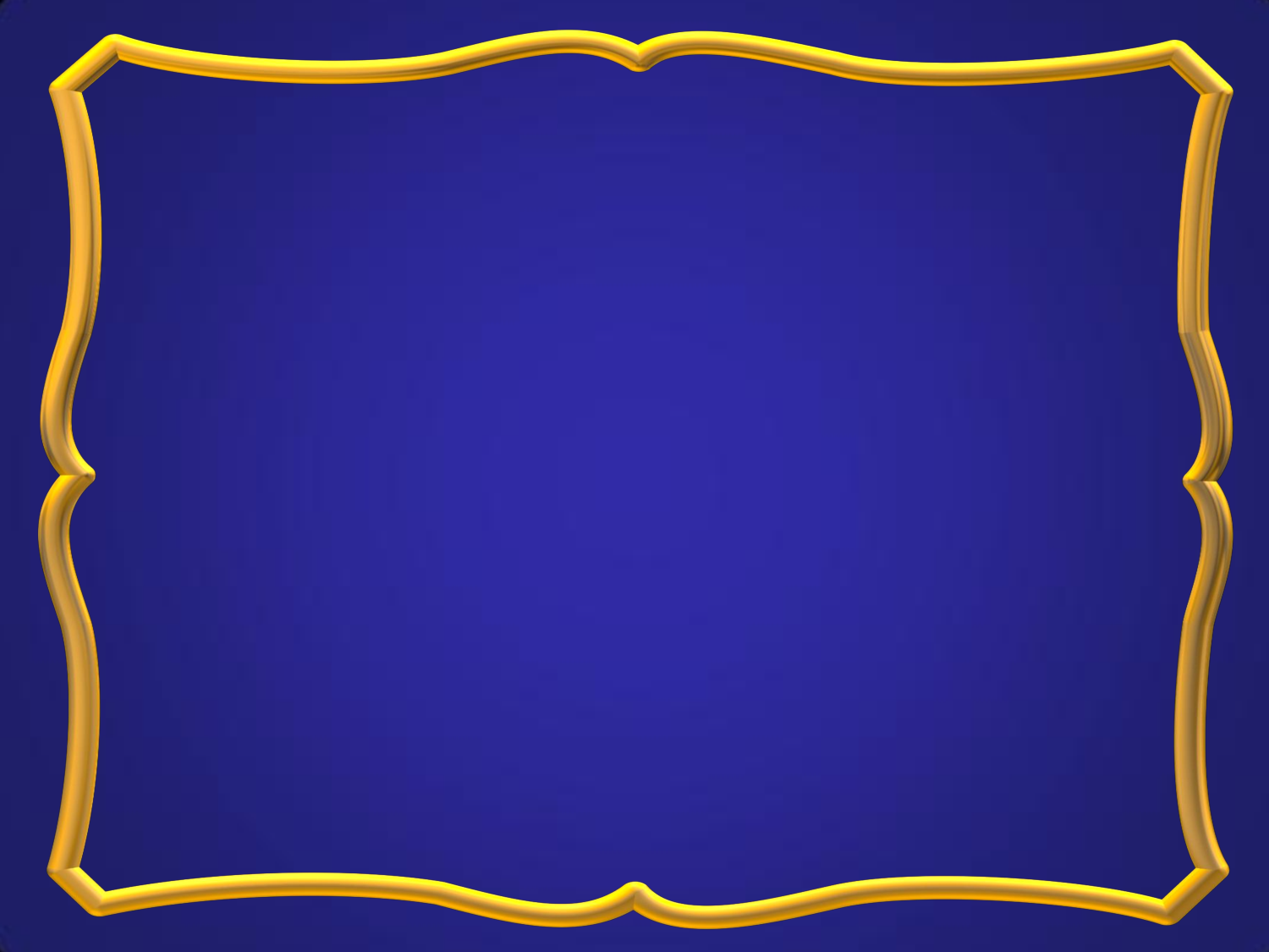 Blue And Gold PNG - 148385