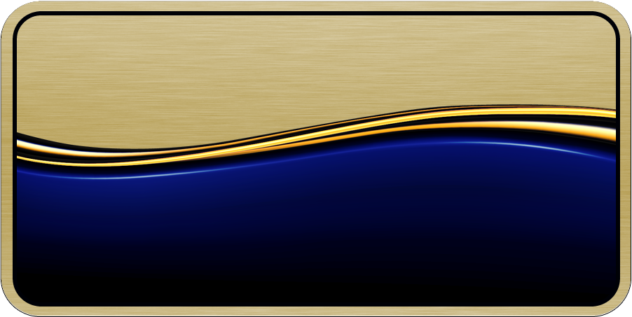 Blue And Gold PNG - 148381