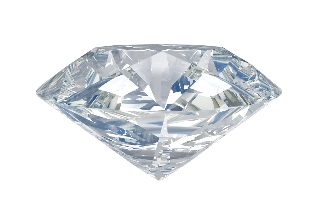 Diamond Transparent PNG by AbsurdWordPreferred PlusPng.com  - Blue Diamond PNG HD