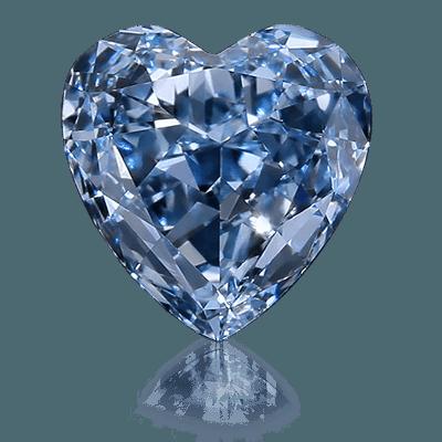 Diamond White Background Images - Blue Diamond PNG HD