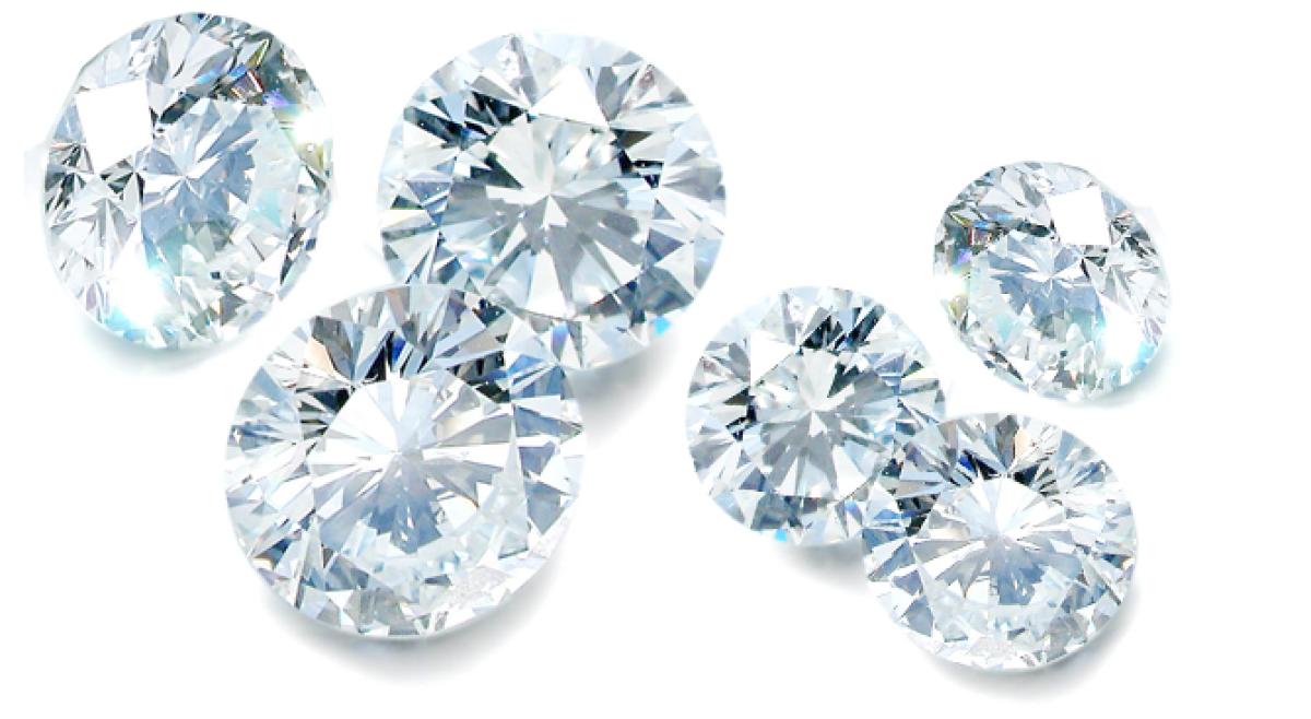 Diamonds at 5% Over Invoice! - Blue Diamond PNG HD