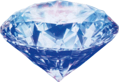 Image gallery for : blue diamond png - Blue Diamond PNG HD