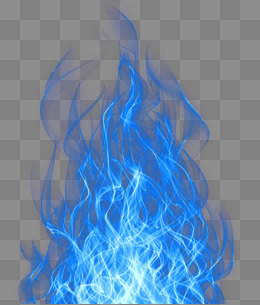 Blue Flame, Blue Flame, Blue Smoke, Flames PNG And PSD - Blue Flame PNG HD