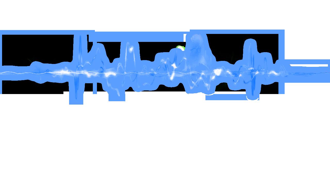 Decorative Line Blue PNG - 1103