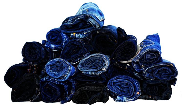 Blue Jeans PNG HD - 141244