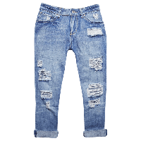 Blue Jeans PNG HD