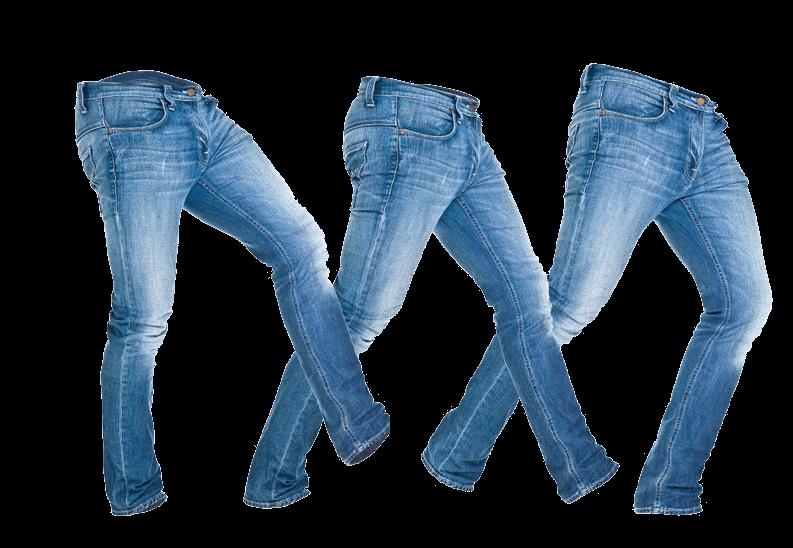 Blue Jeans PNG HD - 141241