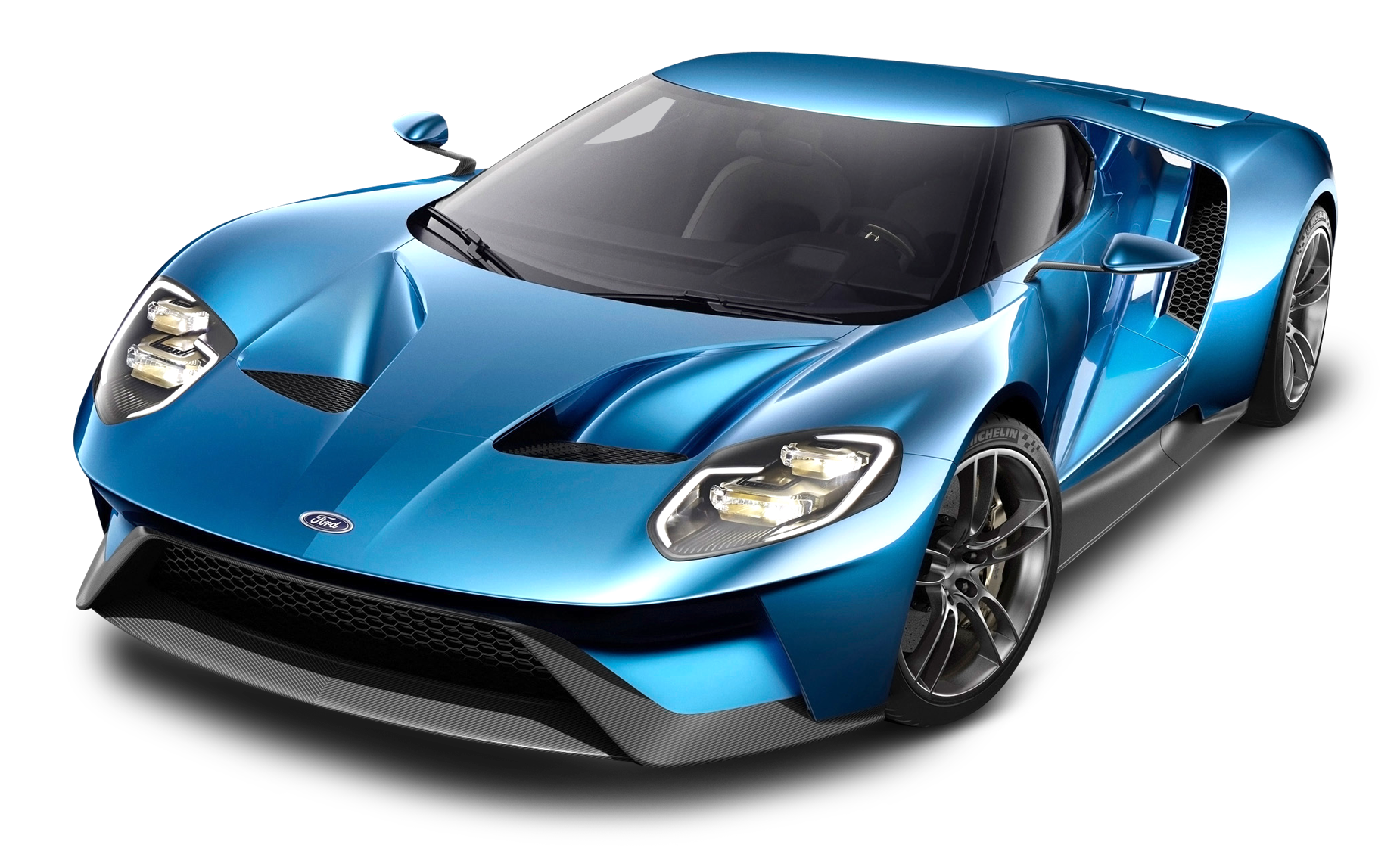Blue Ford GT Car PNG Image - PurePNG | Free transparent CC0 PNG Image  Library - Blue Race Car PNG