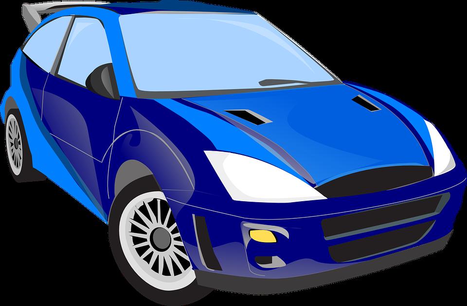 Race Car Png Hd: Blue Race Car PNG Transparent Blue Race Car.PNG Images