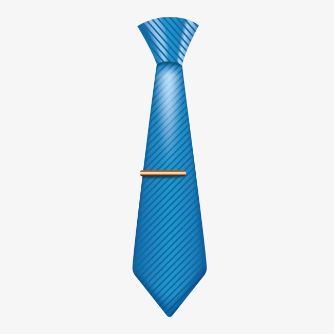 Blue tie, Blue, Tie, Cartoon PNG and Vector - Blue Tie PNG