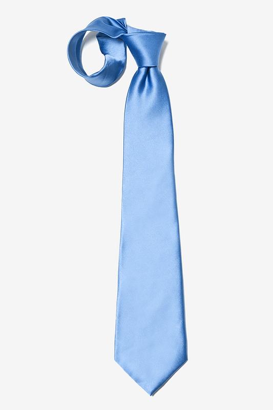 Cornflower Blue Tie Cornflower PlusPng.com  - Blue Tie PNG