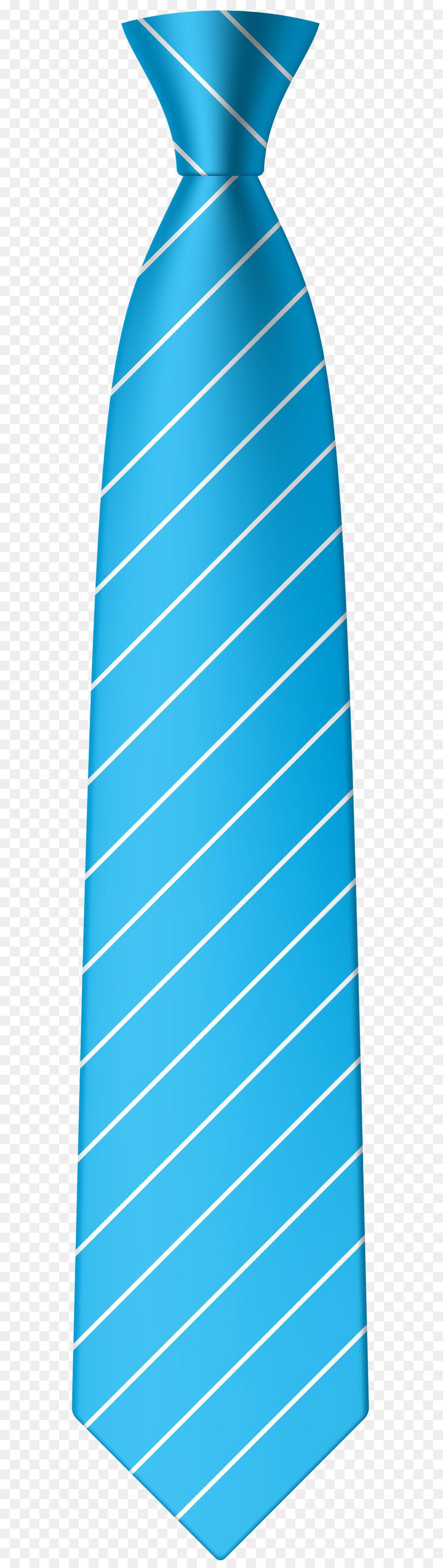 Necktie Tie clip Bow tie Clip art - Blue Tie PNG Clip Art Image - Blue Tie PNG