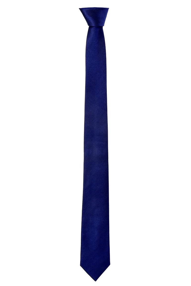 Skinny Oswald Tie in Navy Blue - Blue Tie PNG
