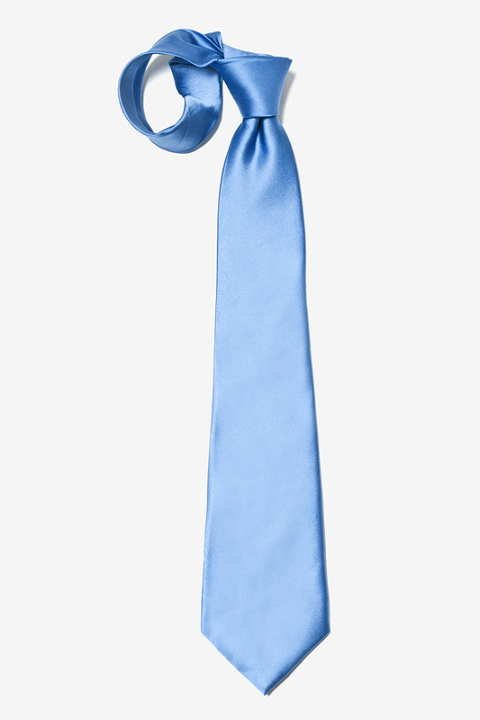 Cornflower Blue Tie Cornflower PlusPng.com  - Blue Ties PNG