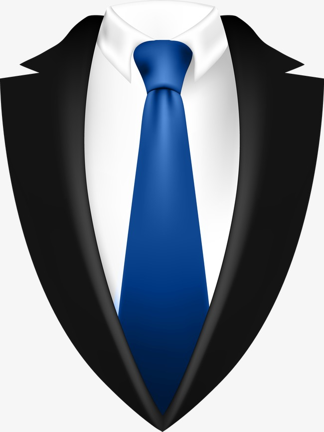 menu0027s decorative blue tie suit, Decoration, Vector, Menu0027s Suits PNG and  Vector - Blue Ties PNG