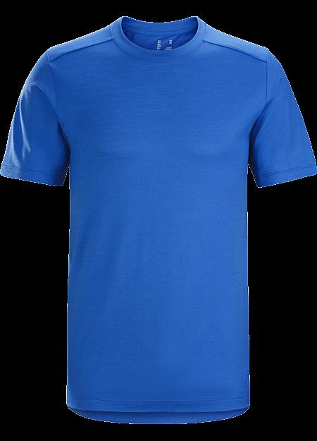 A2B T-Shirt Menu0027s Deja Blue - Blue Tshirt PNG