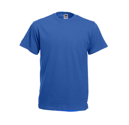 Blank T-Shirt (Royal Blue) by TheOneAndOnly-K PlusPng.com  - Blue Tshirt PNG