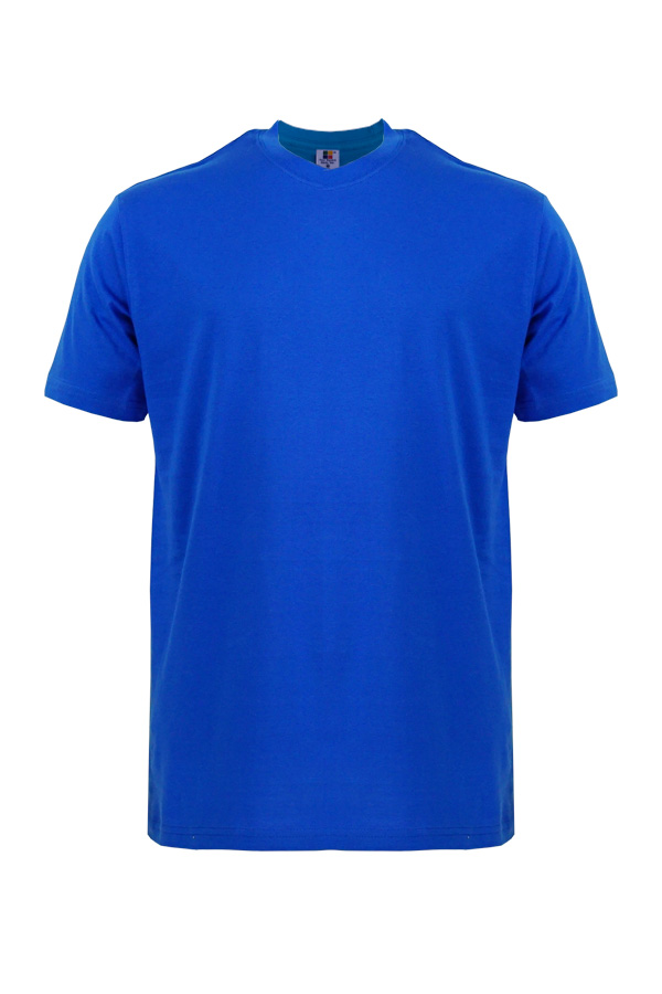 Budget_RoundNeck_5093579262c8d.png. - Blue Tshirt PNG