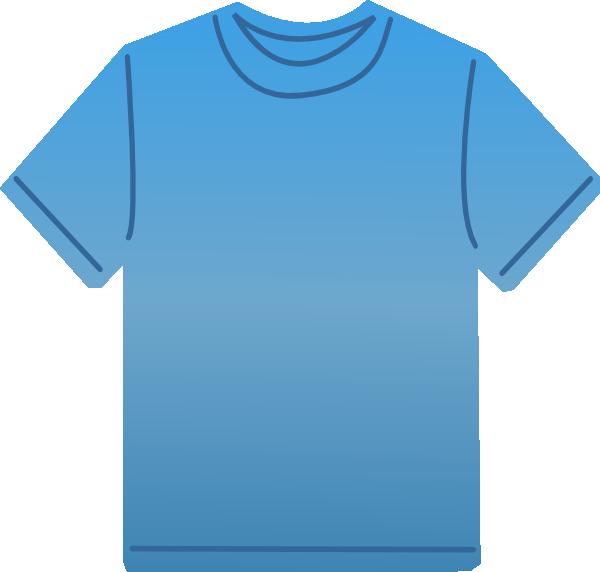 Blue Tshirt PNG - 81561