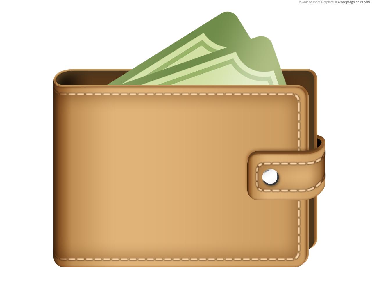 Wallet PNG - 2296