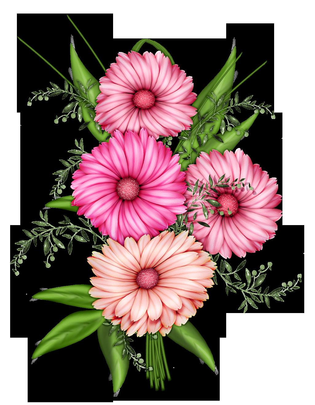 Flowers Transparent PNG Clipa