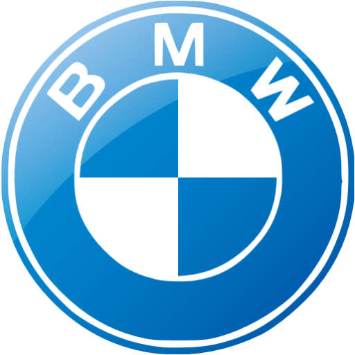 Web 2 blue bmw icon
