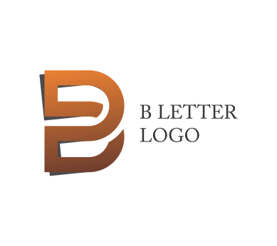 B d alphabet logo psd design download | Vector Logos Free Download | List  of Premium Logos Free Download | Alphabet Logos Free Download - Eat Logos - Bo Logo Vector PNG